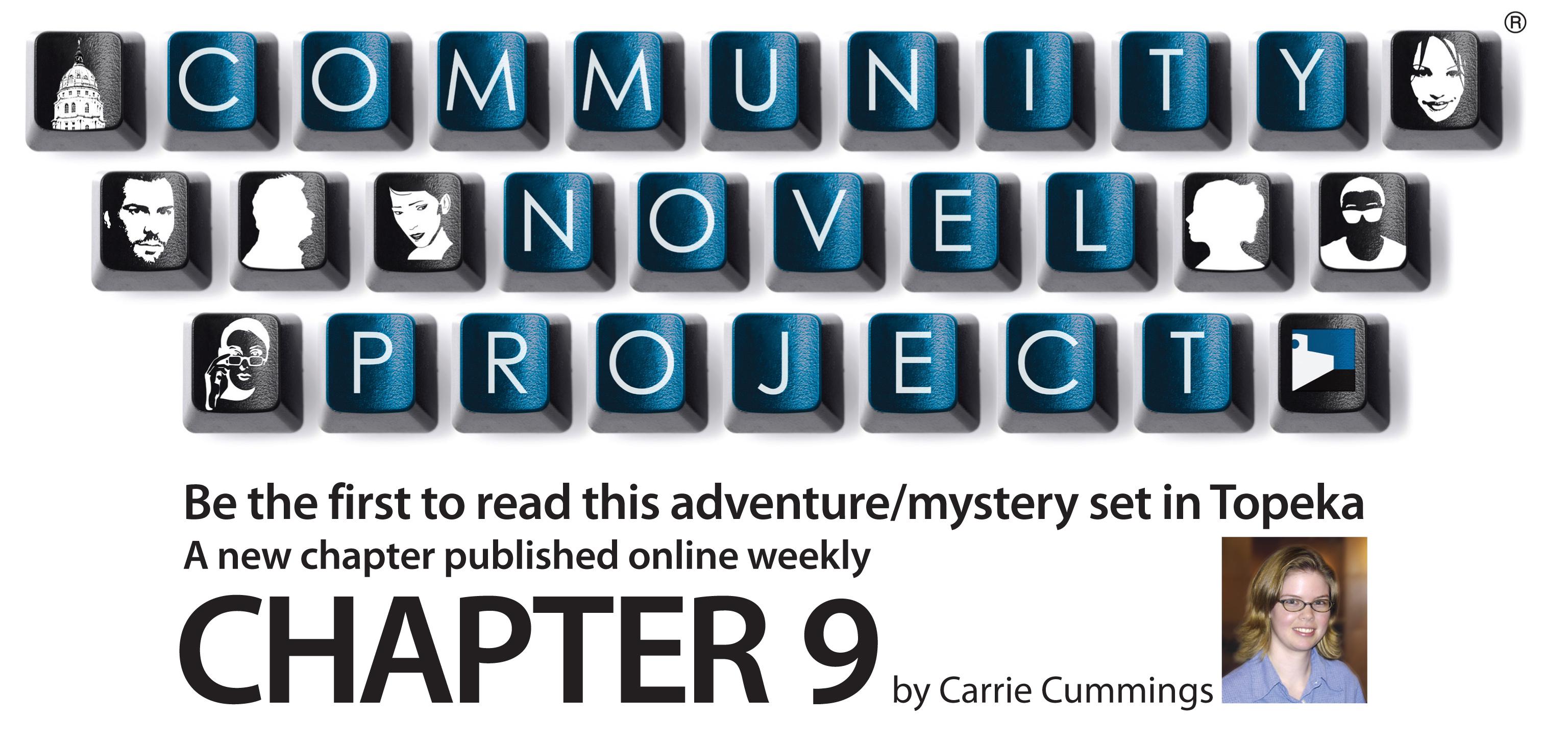 community novel chapter 9