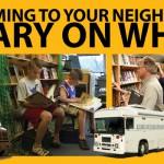 The library is your neighborhood.