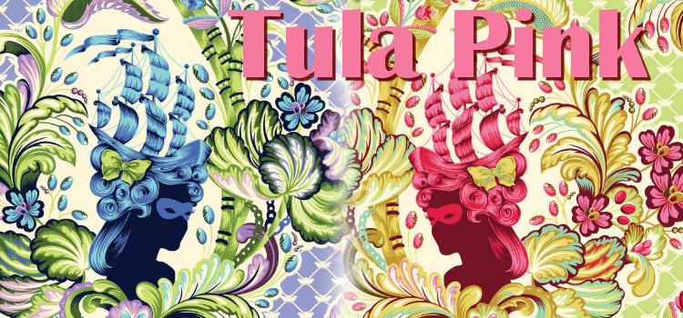 tula pink banner