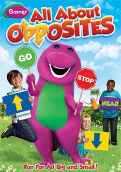 Barney-Opposites