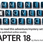 community novel chapter 18