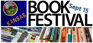 Attend the Kansas Book Festival Sept. 15