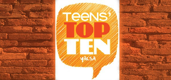 2012 Teens' Top Ten Nominations