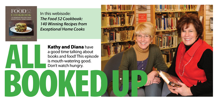 Watch All Booked Up episode on the cookbook Food 52