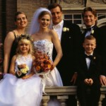 Bridal Party with parents - resized