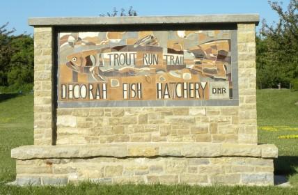 Destination northeast iowa topeka shawnee county for Iowa fish hatcheries
