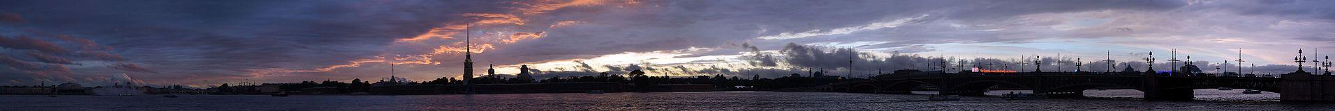 Saint Petersburg Panorama