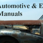 automotive mauals