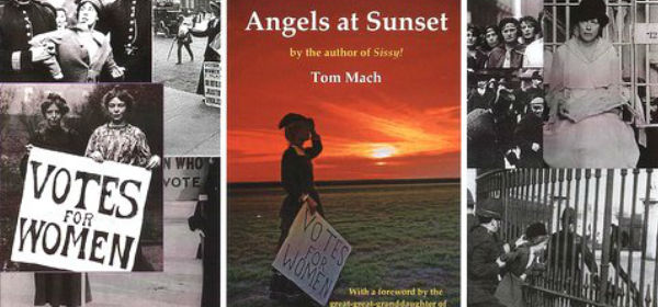 Angels at Sunset
