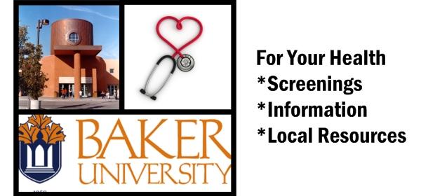 baker partnership for health screenings
