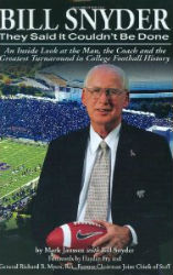 Check out Coach Snyder's book here at the library