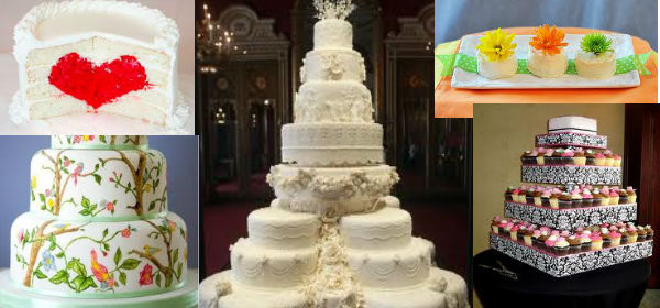 Wedding Cakes Feature