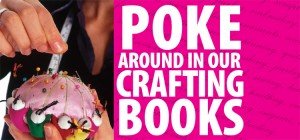 Browse our crafting books