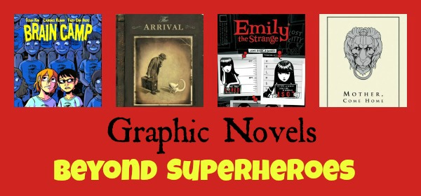 graphic novels for both genders