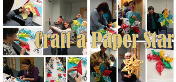craft a paper star