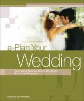 e-Plan  your Wedding