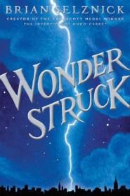 Wonderstruck book jacket