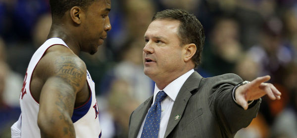 Bill Self & Robinson featured pic