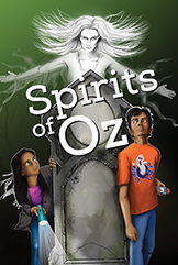 Book Cover SpiritsofOz