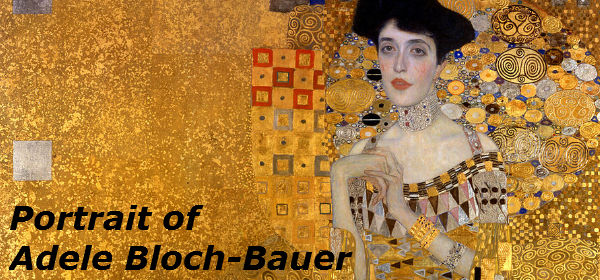 Portrait of Adele Bloch-Bauer