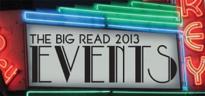 Check out these Big Read events