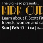 Kirk Curnutt to speak Feb. 17 at 1pm
