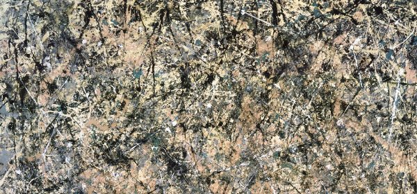 "Jackson Pollock, ""Number 1, 1950"" (Lavender Mist),1950, National Gallery of Art"