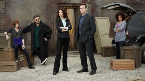 Warehouse 13 cast 1