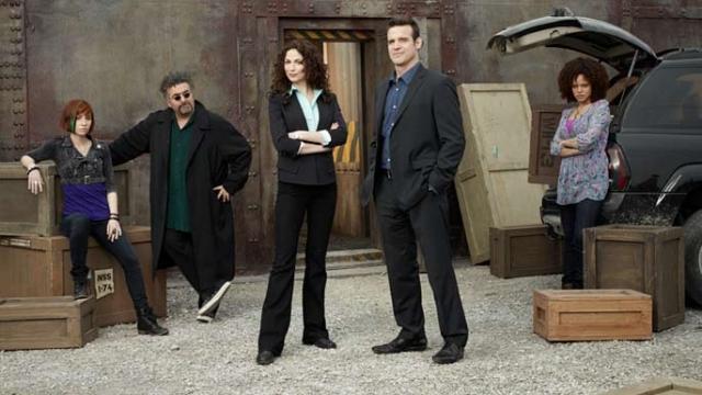 Warehouse 13 cast 1