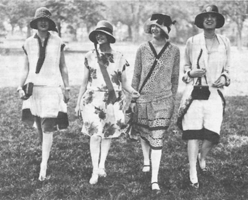 1920's Women Fashion - ThingLink
