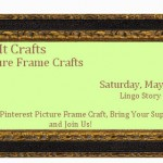 Pin It Picture Frames