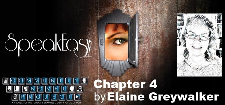 Speak-Easy web graphic Elaine