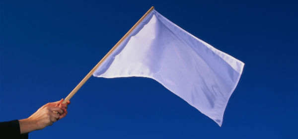 White Flag - featured pic