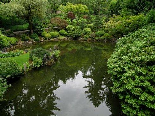 Japanese Garden In Portland Oregon Topeka Shawnee County Public Library
