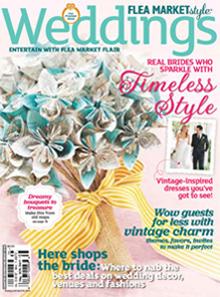 Magazine Flea Market Style Weddings