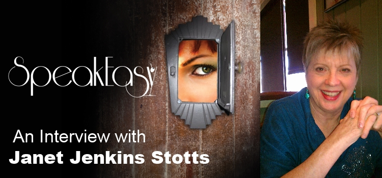 Author Interview with Janet Jenkins Stotts