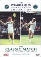 1981 Wimbledon Final - John McEnroe & Bjorn Borg