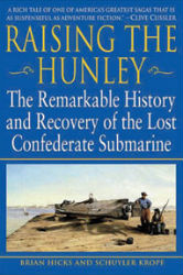 Raising the Hunley book cover