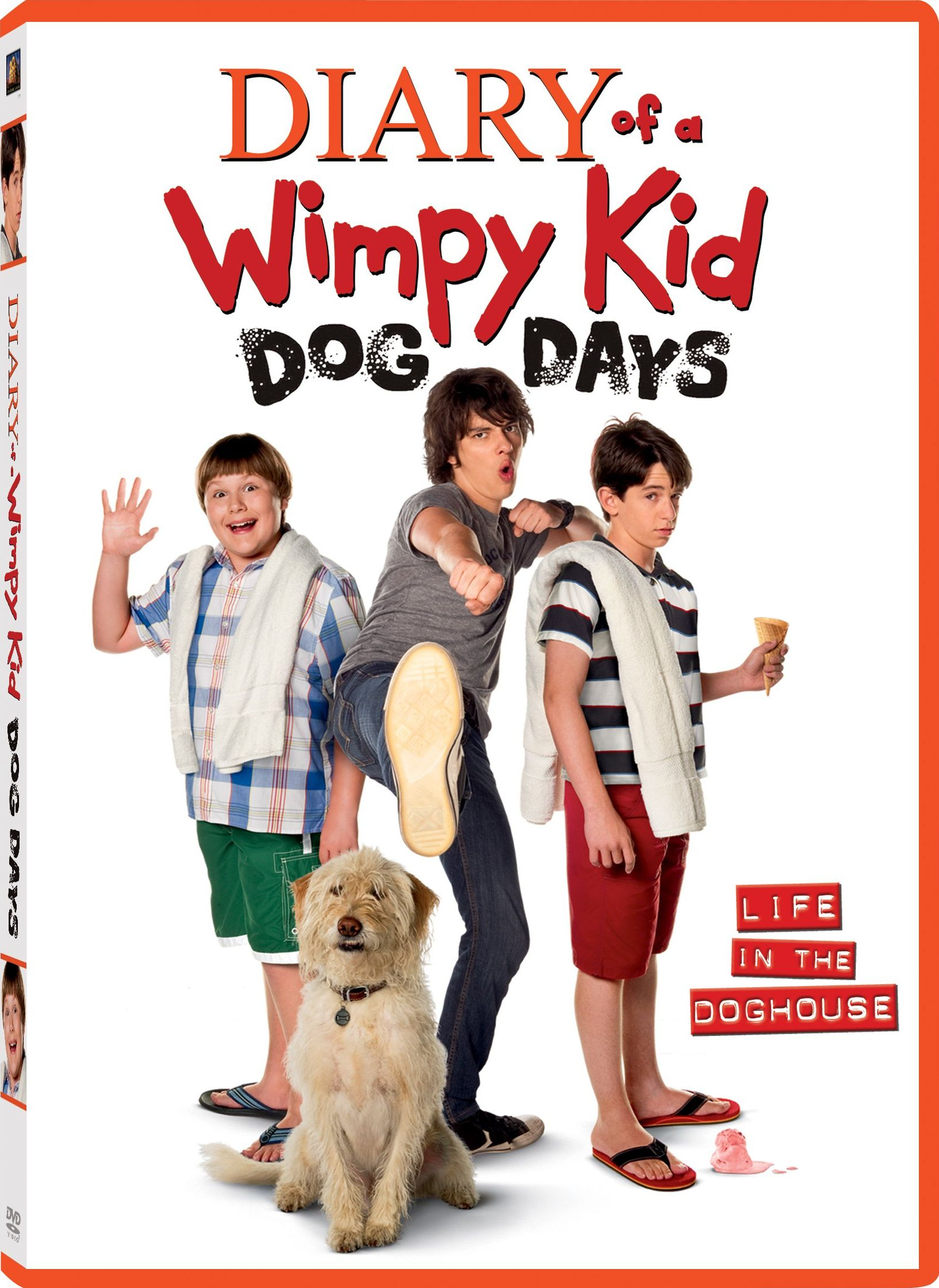 Dog Days Film