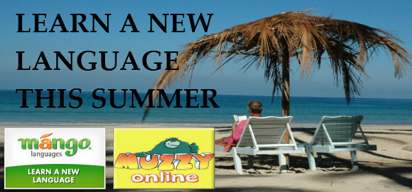 learn a language this summer