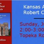 Kansas Author Robert Collins