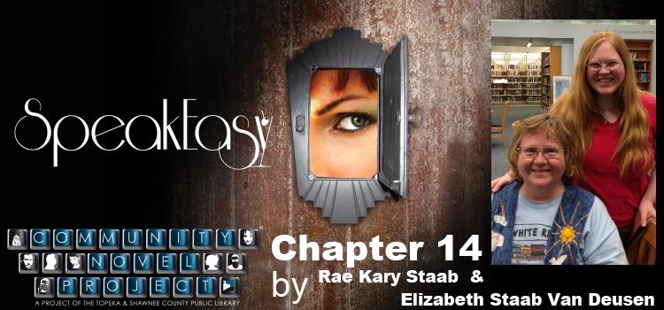 Speak-Easy chapter 14