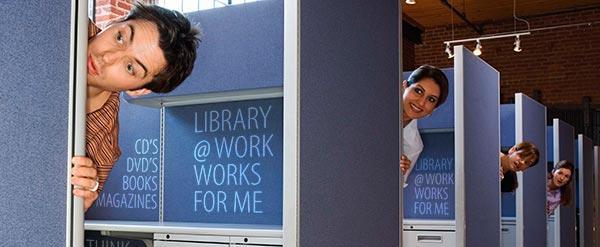libraryatwork