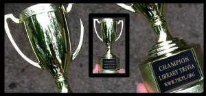 trivia trophy logo