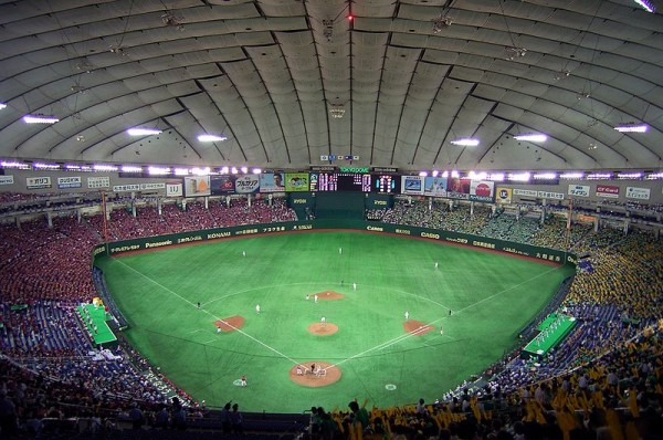 Tokyo Baseball