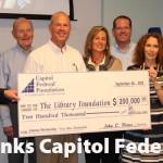 Thanks Capital Federal