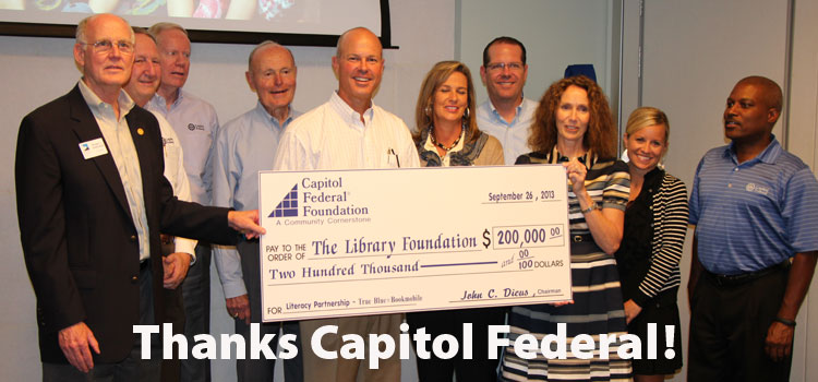 Thanks Capital Federal
