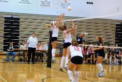 High School Volleyball - small pic