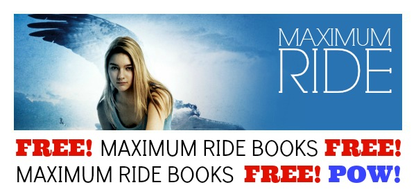free maximum ride books