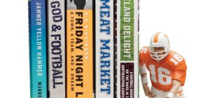 feature image football books